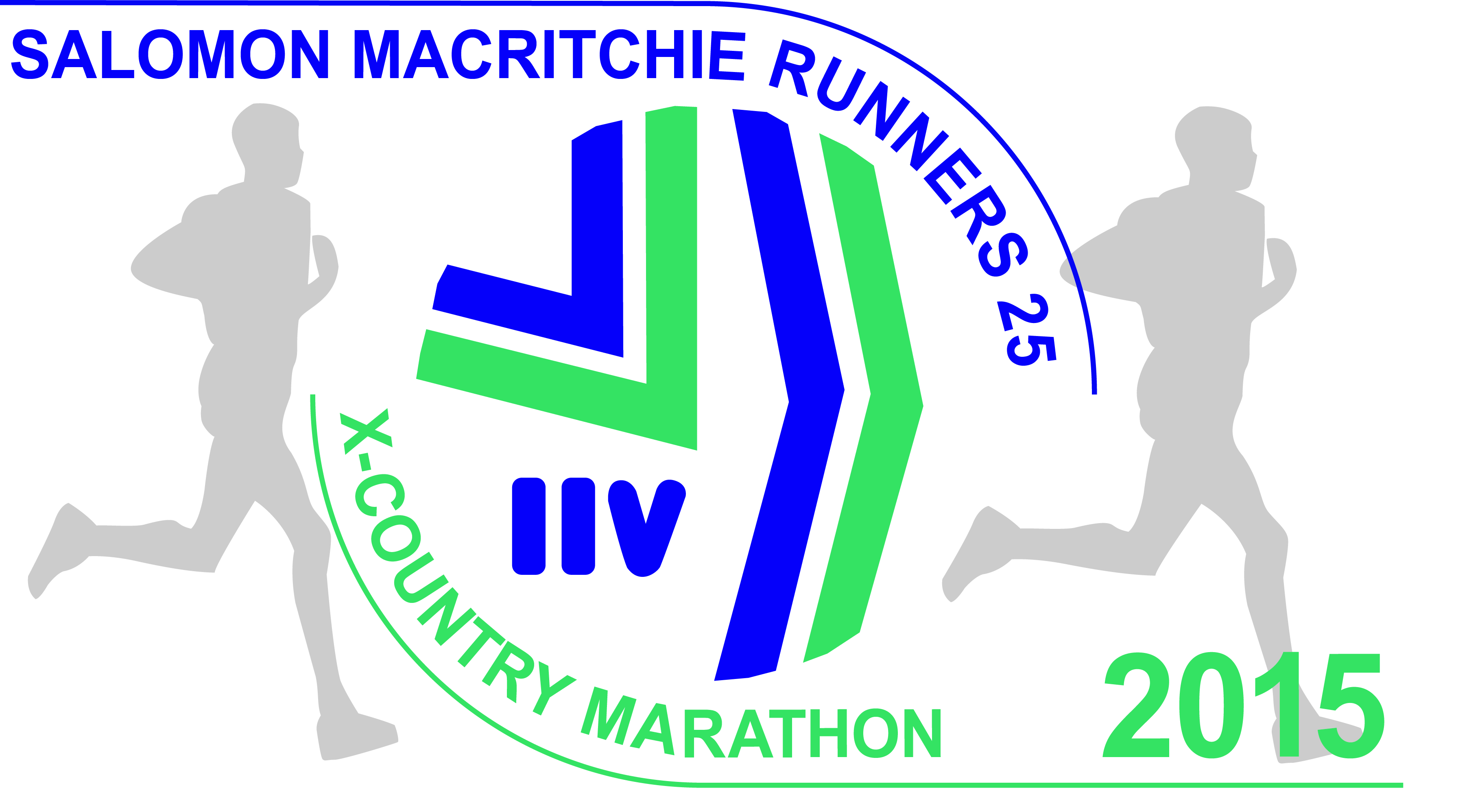 2015 Salomon MR25 X-country Marathon logo