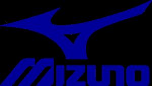 Mizuno Logo (Blue)